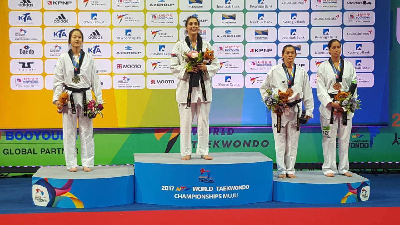 Milica Mandic - svetsko 2017 (1)