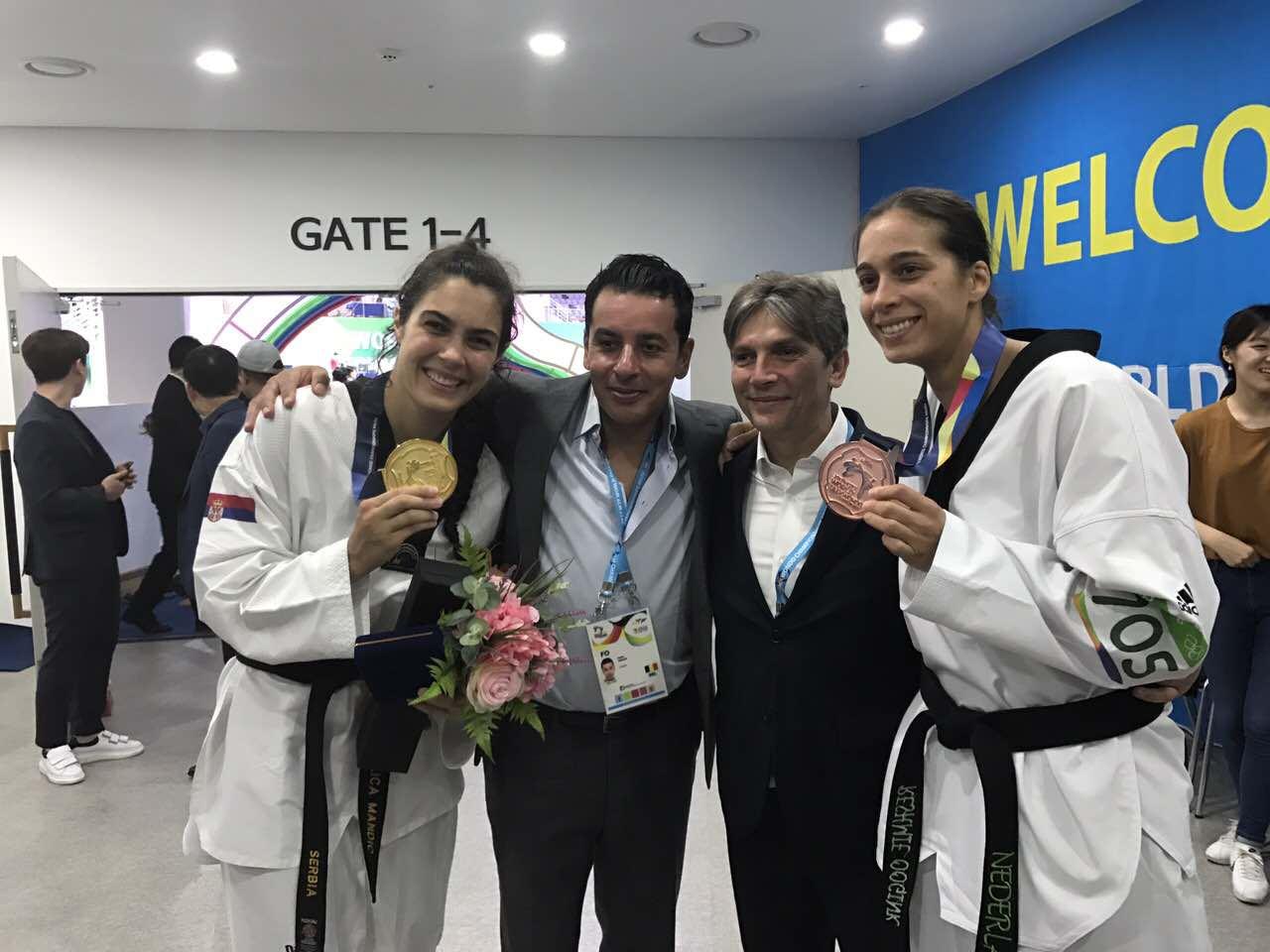 Milica Mandic - svetsko 2017 (2)