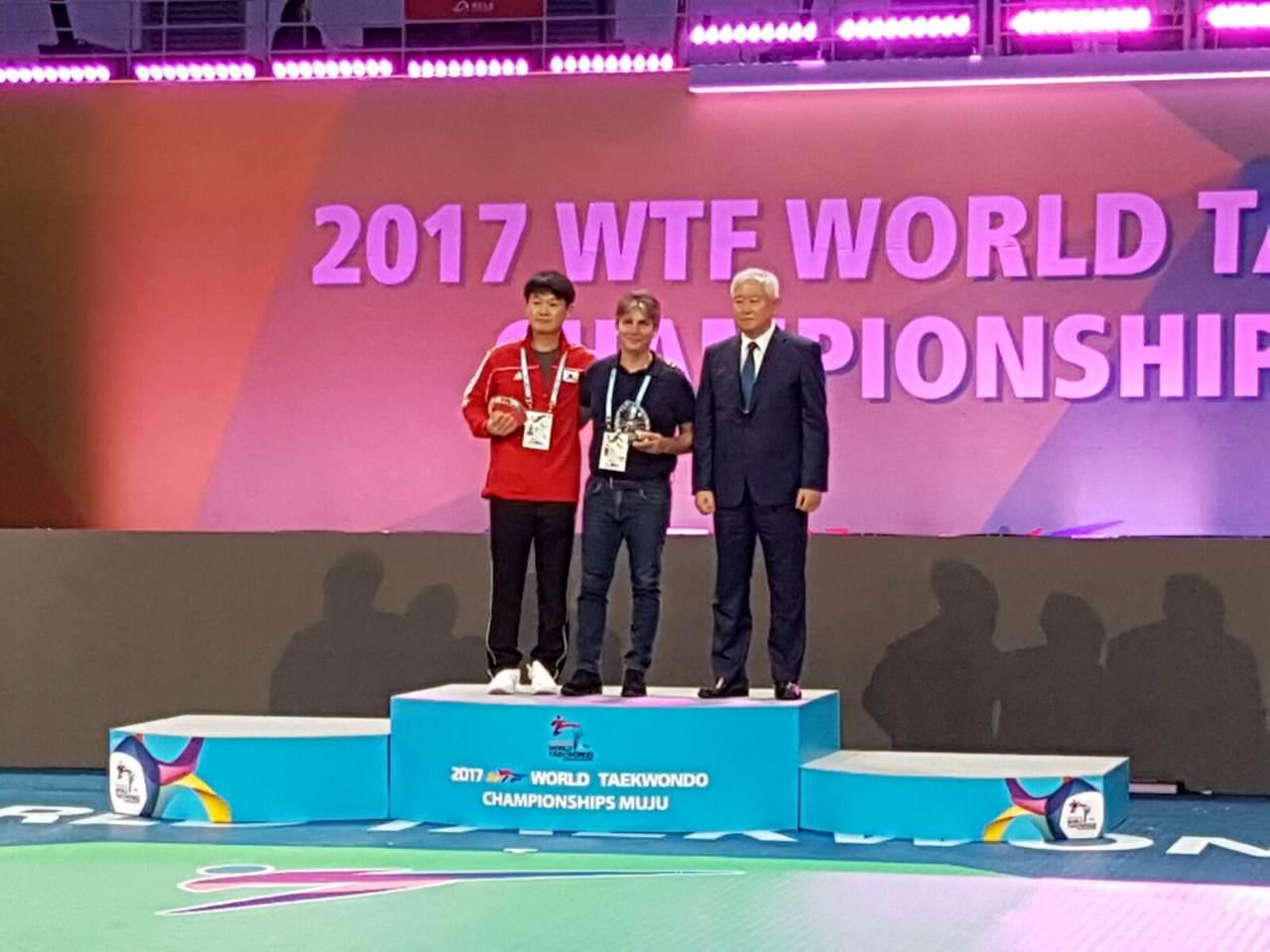 Svetsko seniorsko prvenstvo 2017