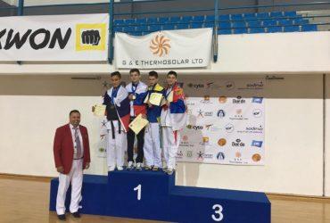 Bojan Stefanovic - EJP 2017 - 3. mesto